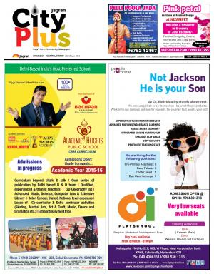 Kukatpally Vol 6, Issue 24, 13-19 2015 - Read on ipad, iphone, smart phone and tablets.