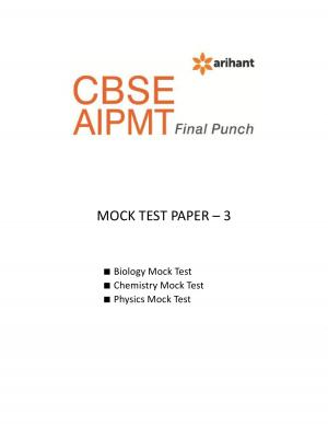 CBSE AIPMT Mock Test 3