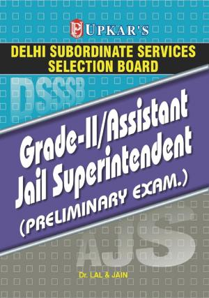 Delhi SSSB Grade II/Assistant Jail Superintendent Prelimary Exam  - Read on ipad, iphone, smart phone and tablets