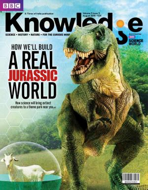 How We'll Build A Real Jurassic World August 2015)
