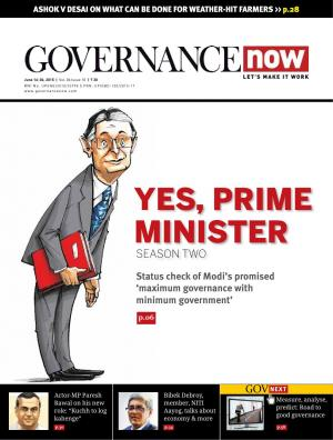 Governancenow Volume 6 Issue 10 - Read on ipad, iphone, smart phone and tablets.