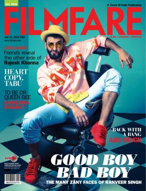 Filmfare 15-JULY-2015 - Read on ipad, iphone, smart phone and tablets.