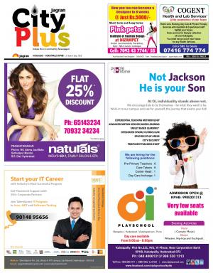 Kukatpally Vol 6, Issue 26, 27 June 3 July  2015 - Read on ipad, iphone, smart phone and tablets.