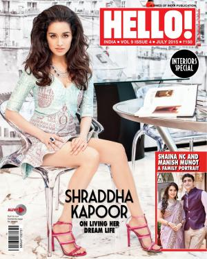 HELLO! INDIA JULY 2015 - Read on ipad, iphone, smart phone and tablets.