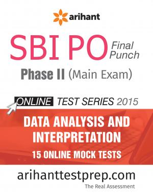 SBI PO Mains (Data Analysis and Interpretation) Online Mock Test
