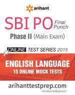 SBI PO Mains (English Language) Online Mock Test