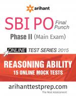 SBI PO Mains (Reasoning Ability) Online Mock Test