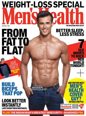 Men's Health-July 2015