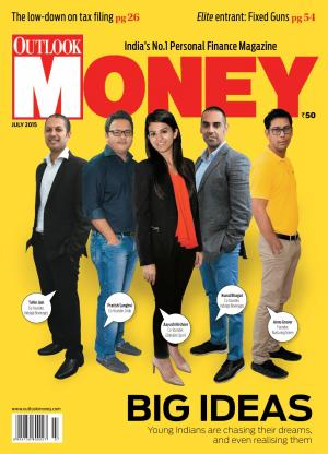 Outlook Money, July 2015