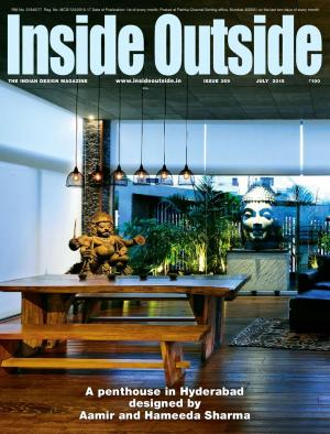 Inside Outside (July 2015) - Read on ipad, iphone, smart phone and tablets.