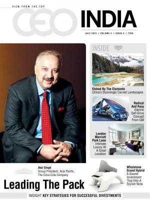 CEO INDIA JULY 2015 - Read on ipad, iphone, smart phone and tablets.
