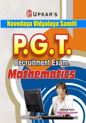 Navodaya Vidyalaya Samiti P.G.T. Recruitment Exam. Mathematics - Read on ipad, iphone, smart phone and tablets