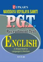 Navodaya Vidyalaya Samiti P.G.T. Recruitment Test English