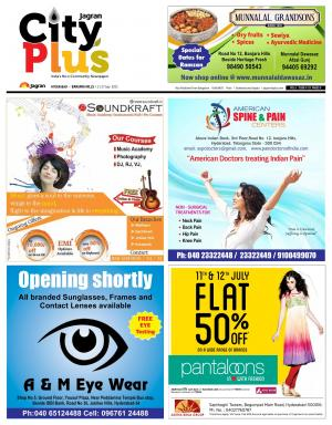Banjarahills Vol 6, Issue 28, 11-17 July  2015 - Read on ipad, iphone, smart phone and tablets.