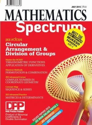 Mathematics Spectrum - Read on ipad, iphone, smart phone and tablets.