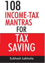 108 Incometax Mantras for Tax Saving