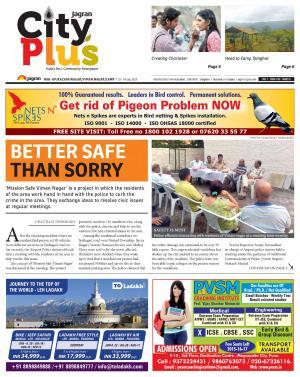 Pune - KP Viman Nagar Camp
