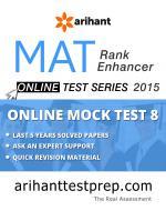 MAT Online Mock Test 8