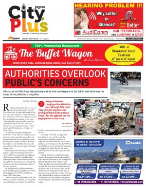 Delhi - East Delhi_Vol-9_Issue-46_Date_24 July 2015 to 30 July 2015
