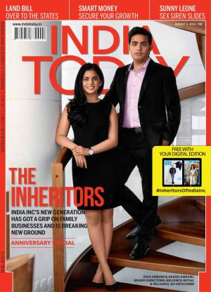 India Today-3rd August 2015 - Read on ipad, iphone, smart phone and tablets.