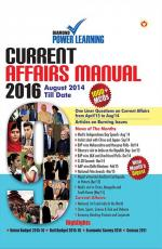 Current Affairs Manual 2016
