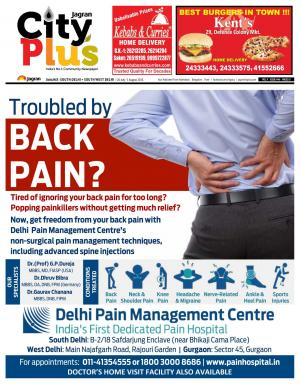 Delhi-South -Delhi_Vol-9_Issue-46_Date_26 July 2015 to 30 July 2015 - Read on ipad, iphone, smart phone and tablets.