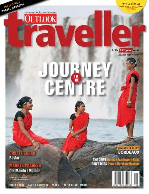 Outlook Traveller, August 2015