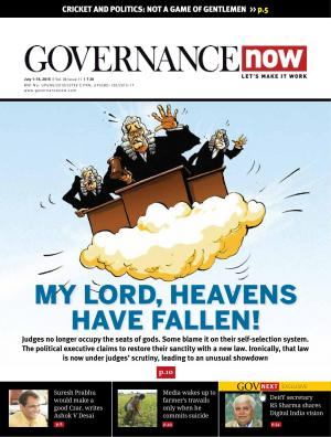 Governancenow Volume 6 Issue 11 - Read on ipad, iphone, smart phone and tablets.