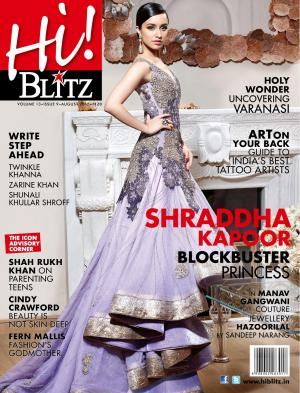 Hi! BLITZ August 2015 - Read on ipad, iphone, smart phone and tablets.