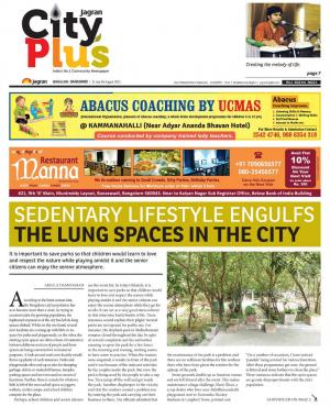 Bangalore-Banaswadi - Read on ipad, iphone, smart phone and tablets