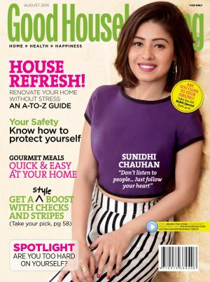 Good Housekeeping-August 2015 - Read on ipad, iphone, smart phone and tablets.