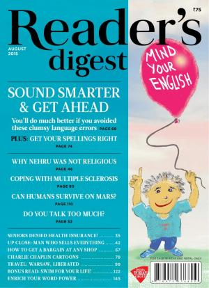 Reader's Digest- August 2015 - Read on ipad, iphone, smart phone and tablets.