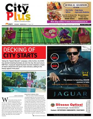 Hyderabad - Banjara Hills - Read on ipad, iphone, smart phone and tablets.