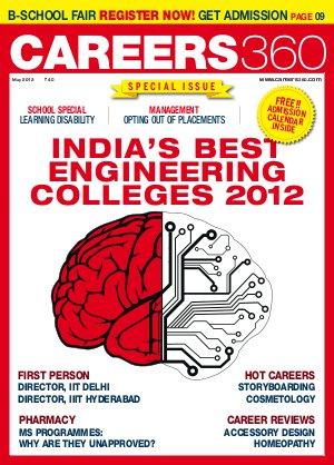 Careers360 May 2012 (English) - Read on ipad, iphone, smart phone and tablets