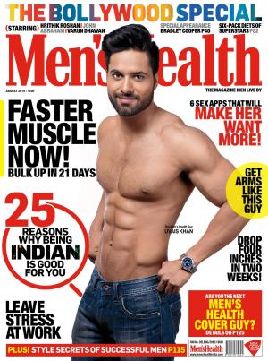 Men's Health- August 2015 - Read on ipad, iphone, smart phone and tablets.