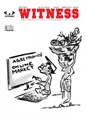 WITNESS, July 2015