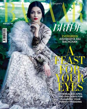 Harper's Bazaar Bride-August 2015