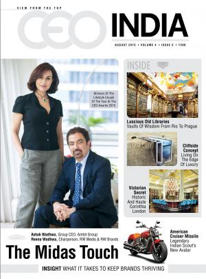 CEO INDIA AUGUST 2015 - Read on ipad, iphone, smart phone and tablets.