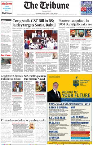 NCR_12_August_2015 - Read on ipad, iphone, smart phone and tablets.