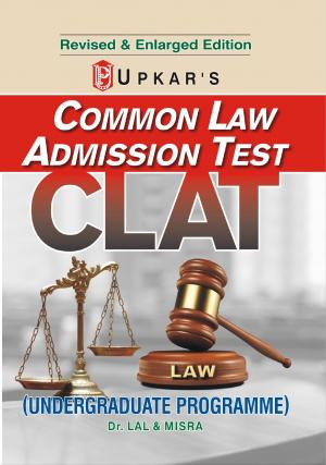 Common Law Admission Test (CLAT) (For Under-Graduate Programme) - Read on ipad, iphone, smart phone and tablets