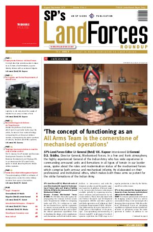 SP's Land Forces - Read on ipad, iphone, smart phone and tablets.