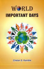 World Important Day's (जगातील महत्वाचे दिवस) चेतन कांबळे (सांगली)