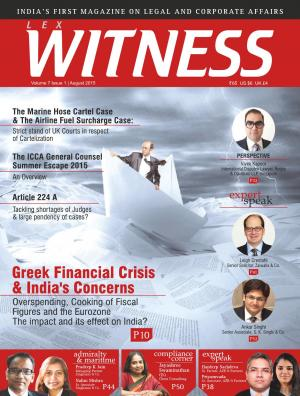 Lex Witness August 2015