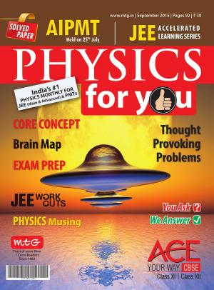 Physics For You September - Read on ipad, iphone, smart phone and tablets.