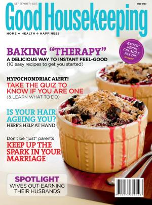 Good Housekeeping-September 2015 - Read on ipad, iphone, smart phone and tablets.