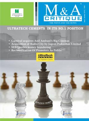M & A Critique January 2015 - Read on ipad, iphone, smart phone and tablets.