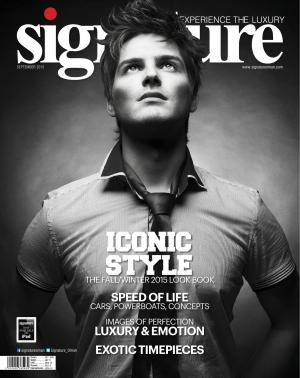 Signature 15 - Read on ipad, iphone, smart phone and tablets.