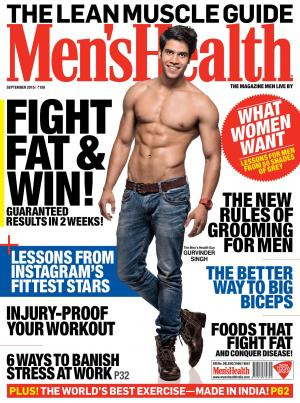 Men's Health-September 2015