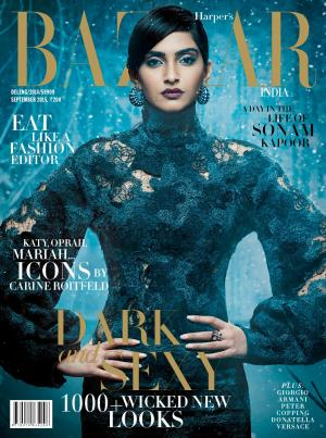 Harper's Bazaar-September 2015