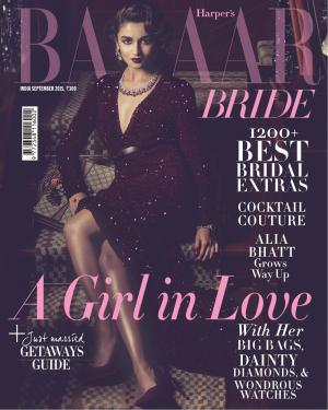 Harper's Bazaar Bride-September 2015
